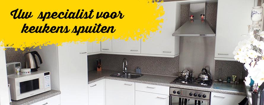 keukenspuiter Zoetermeer